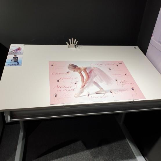 Накладка на стіл Балерина