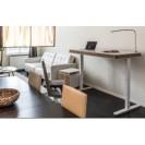 Растущие парты и столы от moll для работы сидя и стоя - модно или необходимо?
