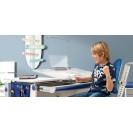 Детский стол MOLL WINNER SPLIT CLASSIC - множество возможностей для Вашего ребенка