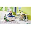 Немецкая мебель. Комплектация детской комнаты
