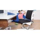 Регулируемый стул moll Scooter - крутящееся кресло, которое подстраивается под тело хозяина