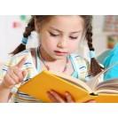 Читання книг з першокласниками