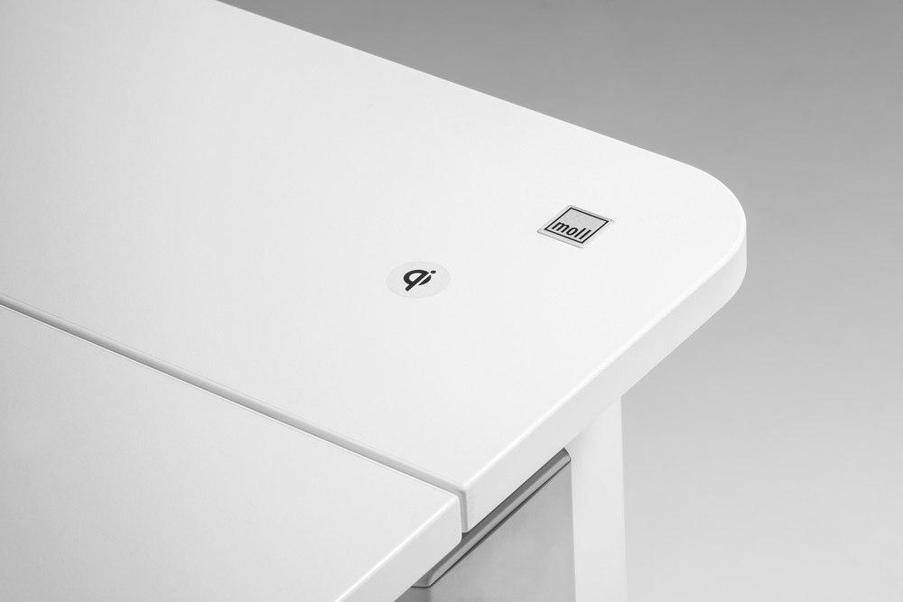 Функционал стола Champion Compact Express от moll