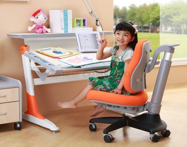 Настройка ортопедического стула