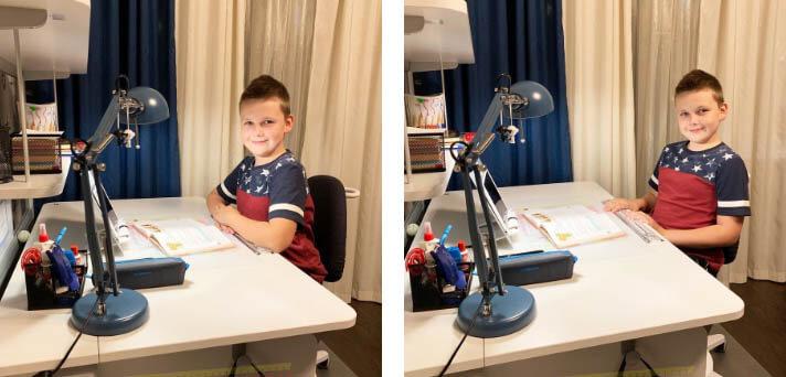 Обзор детской комнаты пятиклассника фото
