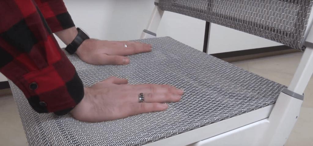 Удобное сиденье в стулье Unique