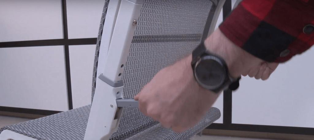 Регулировка стульев Уник