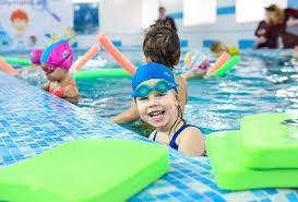 Користь плавання для дітей