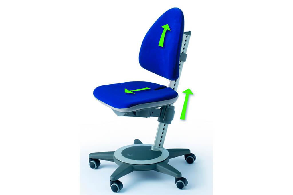 Ортопедическая спинка и сиденье