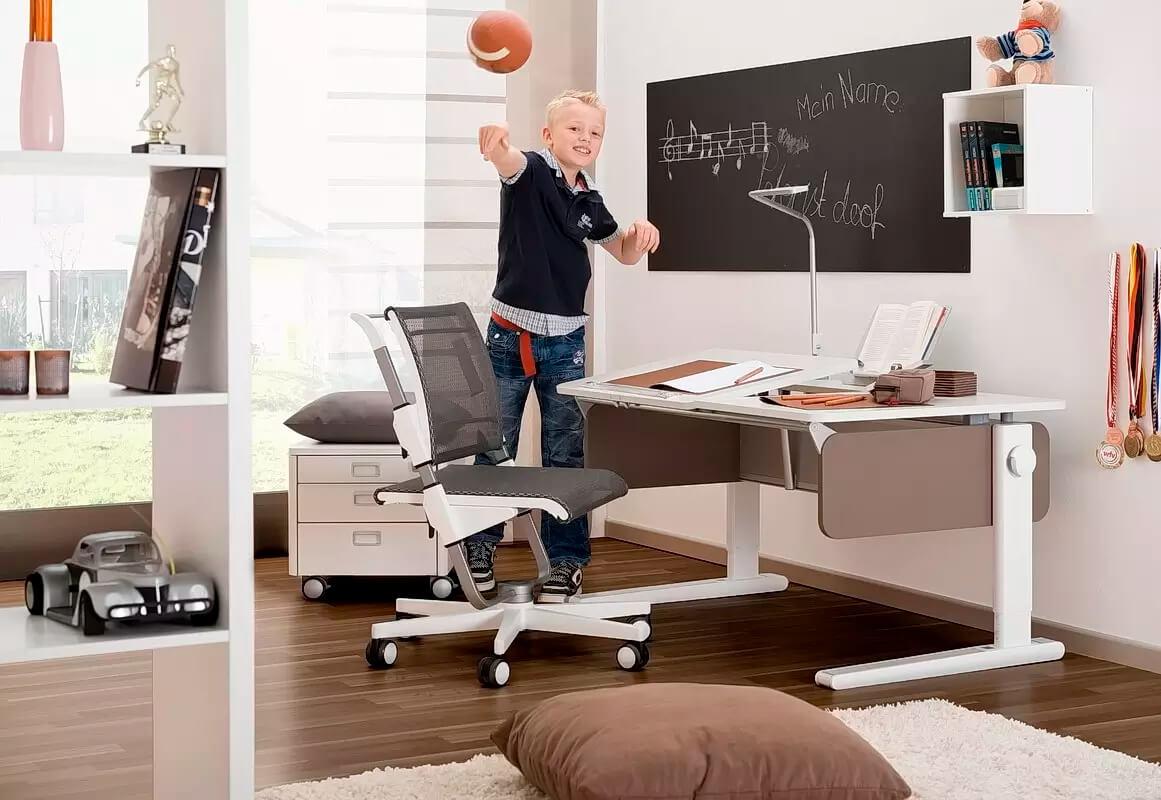 Письменный стол и стул Молл