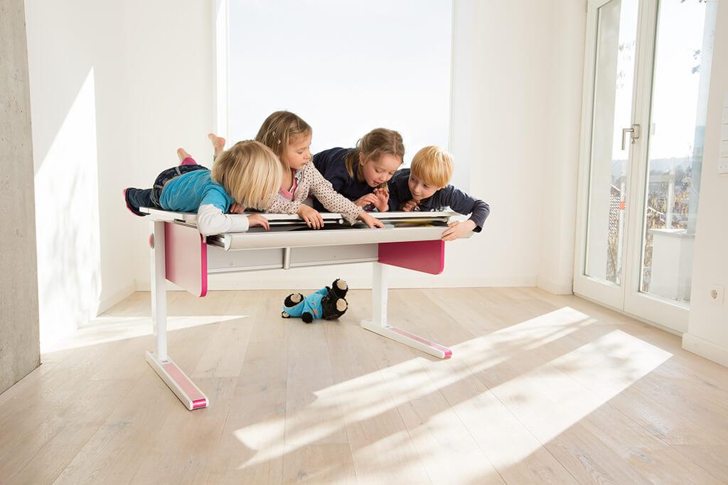 Детский письменный стол - moll CHAMPION COMPACT
