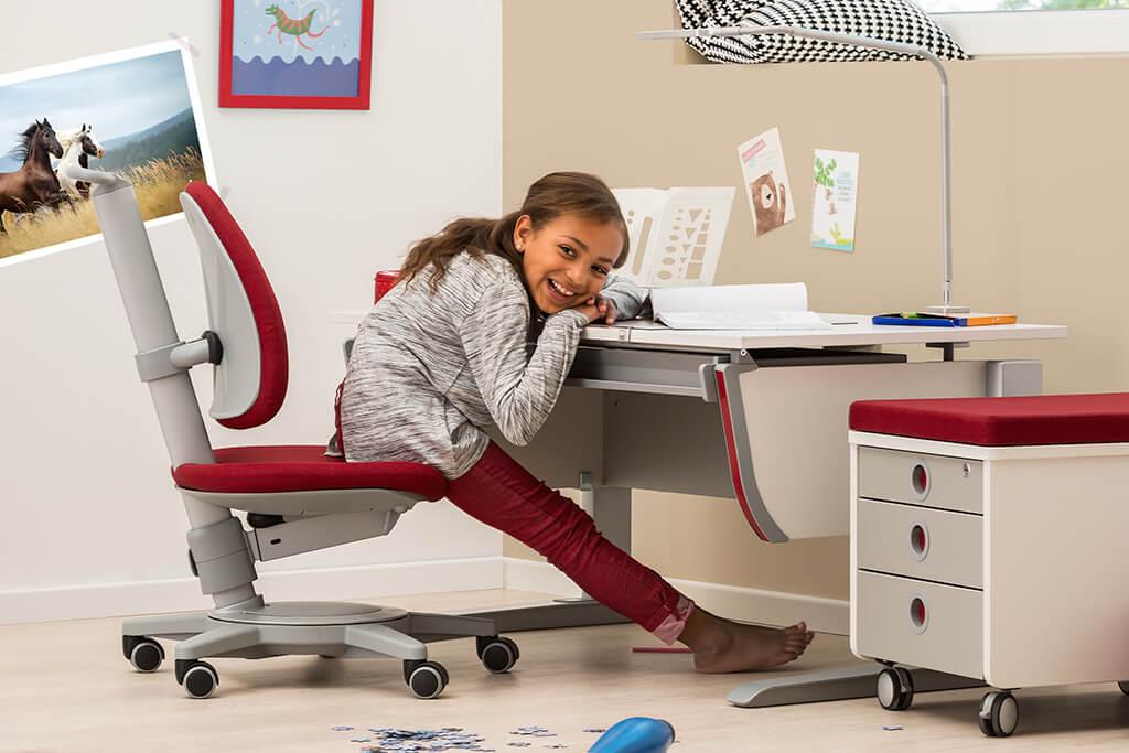 Детский письменный стол - moll JOKER