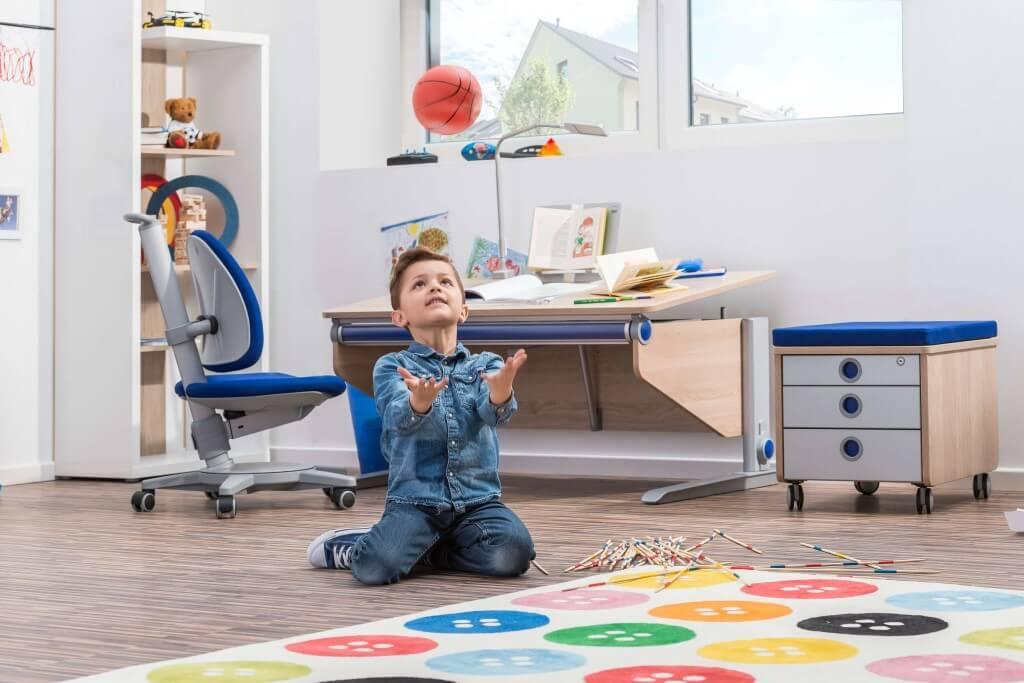 Детский письменный стол - moll WINNER COMPACT
